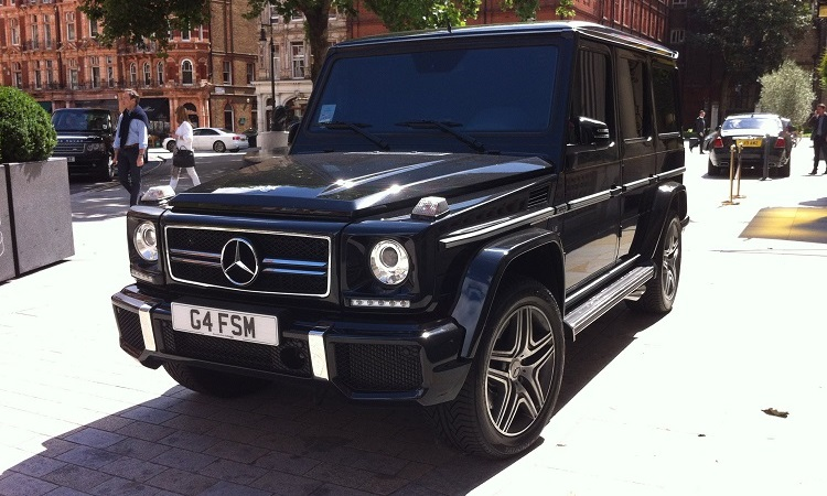 Mercedes G63 AMG Is One Of The Top Most Popular Luxury Cars For Rent In  Dubai