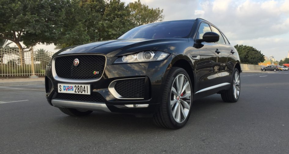 We Review Jaguar F Pace 2016 In Dubai