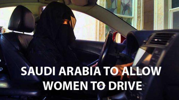 Driving Rental Car In Saudi