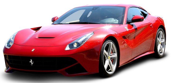 Ferrari F12 For Rent