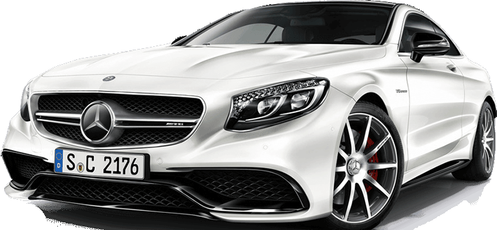 Mercedes Benz S63 Coupe For Rent