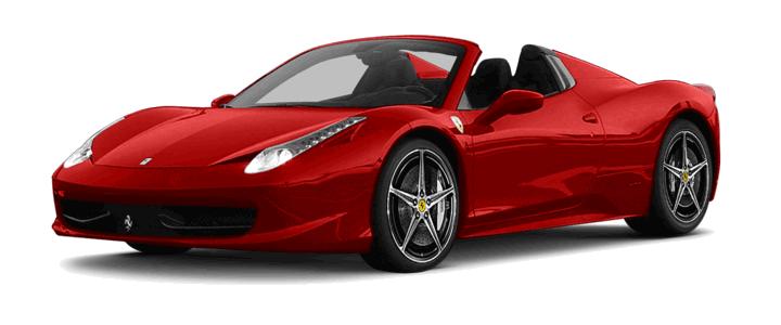 Rent 2015 Ferrari 458 Italia Spider In Dubai