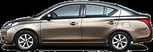 2013 Nissan Sunny for rent in Dubai