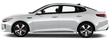 2014 Kia Optima For Rent