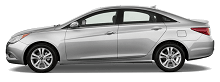 2015 Hyundai Sonata For Rent in Dubai