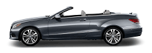 Rent Mercedes E-Class Convertible in Dubai