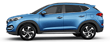 2016 Hyundai Tucson for rent in Dubai