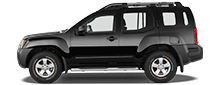 2016 Nissan X-Terra for rent in Dubai