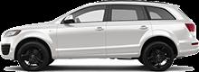 Audi Q7 For Rent