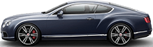 Bentley Continental GT Coupe For Rent