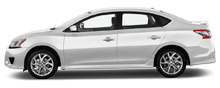 Rent Nissan Sentra 2016 in Dubai